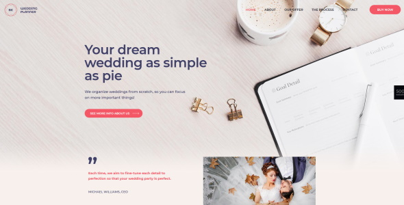 be - wedding planner