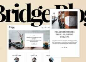 01 bridge themes blog
